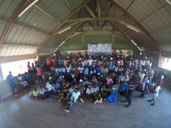 ONG Marista SED, Khorogo, Koni y Amaron hasta el final la veu d'algemesí