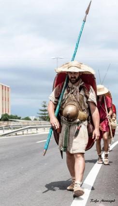romans per algemesi Els romans de la Via Scipionis arriben a Algemesí la veu d'algemesí