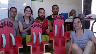 L'ONG d'Algemesí AAPSD  saharauis la veu d'algemesí