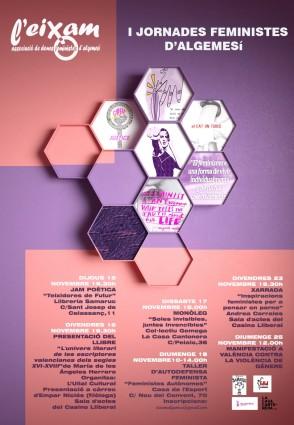 I JORNADES FEMINISTES EIXAM 2018