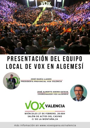 Vox algemesi