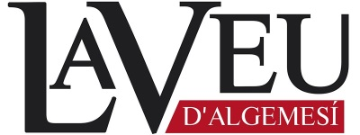 LA VEU D'ALGEMESÍ Logo