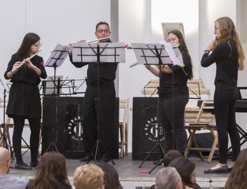 'Concert de Professors i Alumnes' del Centre Joan Baptista Cabanilles