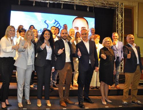 PP: «El PP de Algemesí presenta su equipo para gobernar»