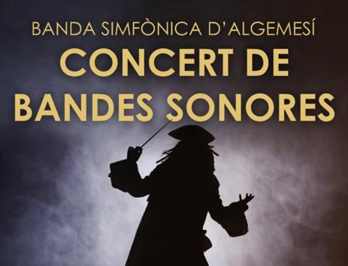 """La Banda Simfònica prepara un concert """"de pel·lícula"""""""