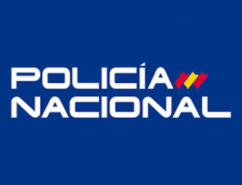 La Policía Nacional detiene a un hombre para cumplir una condena de cinco años