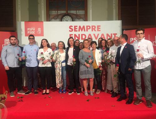 """PSOE: """"Los socialistas somos referente frente a la extrema derecha"""""""