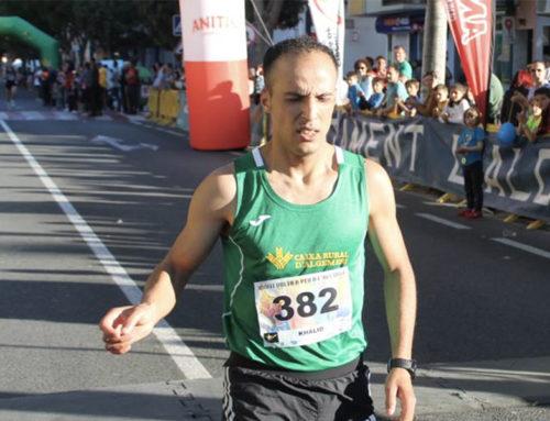 El Hissouf guanya la XXXII Volta a peu de l'Alcúdia
