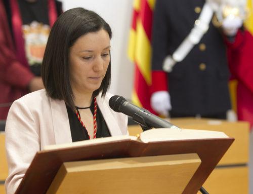 Marta Trenzano pren possessió