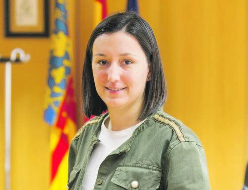 Marta Trenzano, alcaldessa d'Algemesí