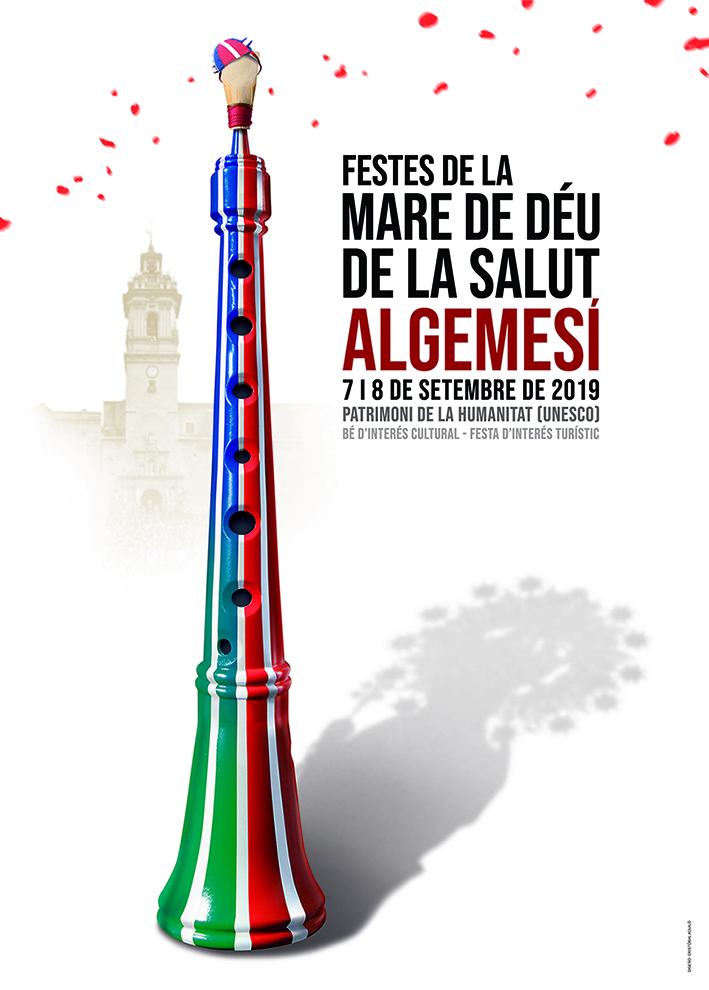 cartell mare de deu de la salut Cristóbal Aguiló agencia prensa2