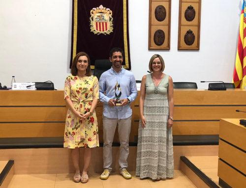 Ferran Machí, el degà més jove del Col·legi d'Enginyers de Telecomunicacions