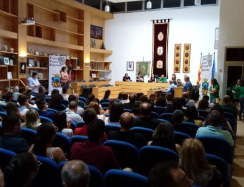 Algemesí epicentre del món faller a la Comunitat Valenciana
