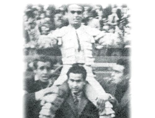 Algemesí homenatja a Santiago López i Manolo Cortés