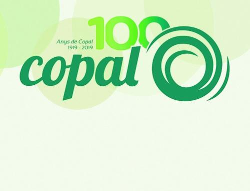 Llibre i sopar commemoratiu del centenari de la COPAL