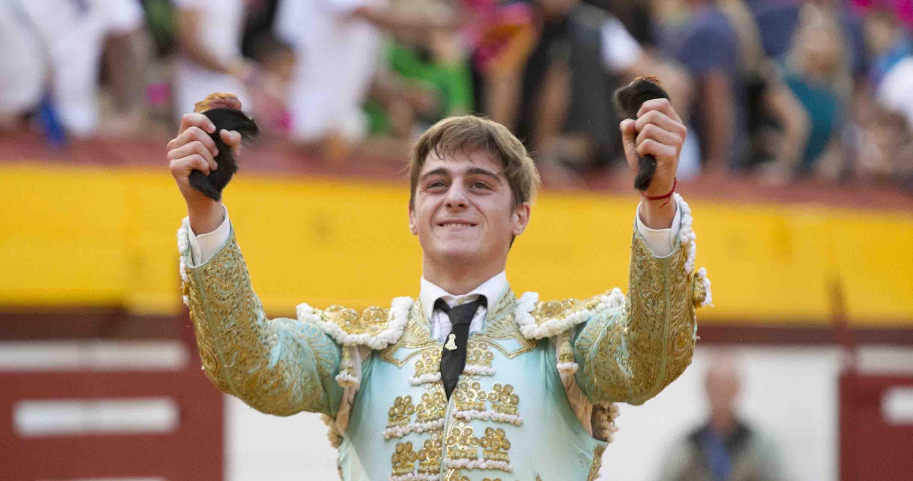 El Niño de las Monjas borja collado moises castell agencia prensa2