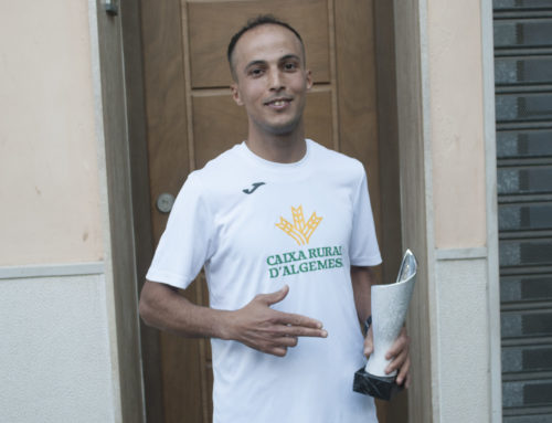 Khalid El Hissouf guanya la XXII Mitja Marató d'Alzira