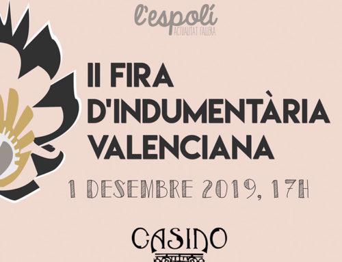II Fira d'Indumentària Valenciana l'Espolí