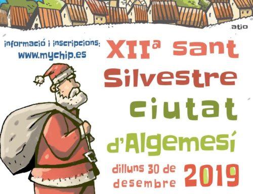 Dilluns 30, XII Sant Silvestre d'Algemesí