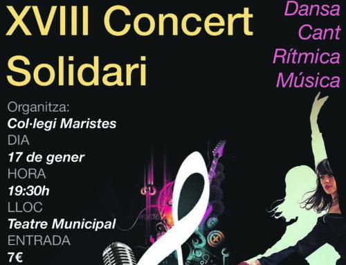 XVIII Concert Solidari Marista