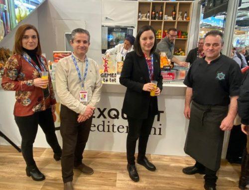 Turisme cultural i productes agrícoles d'Algemesí en Fitur