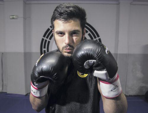 Jesús Ballester, campió d'Espanya de San Da
