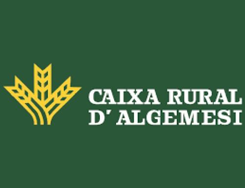 Mesures contra el Covid19 de Caixa Rural d'Algemesí