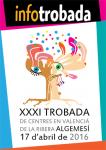 trobada centres valencia de la ribera la veu d'algemesi