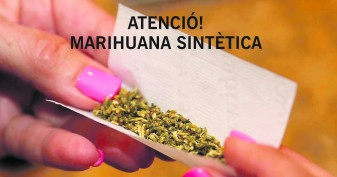 marihuana sintètica droga la veud'algemesí