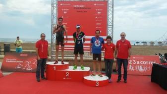 german alcalá Club Triatló Vialterra Algemesí  Santander Triathlon Series la veu d'algemesí
