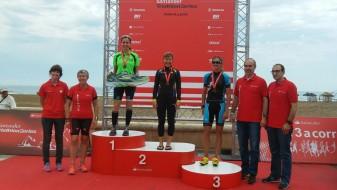 inma masiá club triatló vialterra algemesí Santander Triathlon Series la veu d'añgemesí