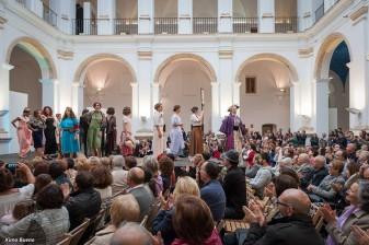 PASSAREL•LA HISTÒRICA: LA MODA FEMENINA DEL SEGLE XX TORNA Al MUSEU D'ALGEMESÍ ximo bueno