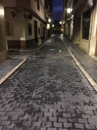 neteja carrers esteve barbera esteve la veu d'algemesi