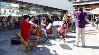 banda simfonica algemesi  flashmob