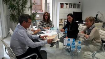 Conselleria de Vivienda Ayuntamiento Algemesí biblioteca barrio del Raval la veu d'Algemesí