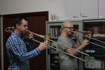 """Escola de Música """"José Moreno Gans"""" de la Societat Musical d'Algemesí la veu d'algemesí"""