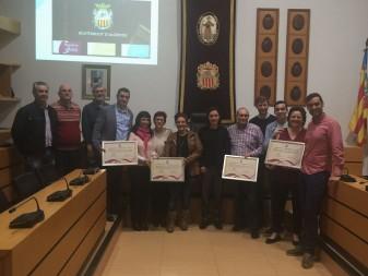 Ajuntament d'Algemesí concedeix els premis  d'ús i dignificació del valencià
