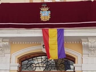 bandera republicana II republica m+s algemesi la veu d'algemesi