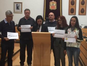 pressupostos generals de l'estat  Comunitat Valenciana marta trenzano pere blanco josep bermudez la veu d'algemesi