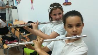 l'Escola de Música JMG de la Societat Musical d'Algemesí la veu d'algemesí