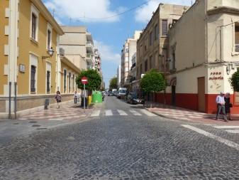carrer cervantes obres ajuntament algemesi