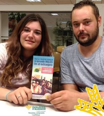 Ganadores Plan Amigo Joven IN 2017 Caica rural d'algemesí la veu d'algemesí