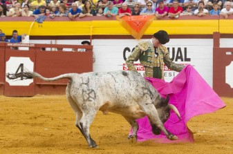 setmana de bous algemesi Juan Pedro Llaguno  carlos bueno moisés castell
