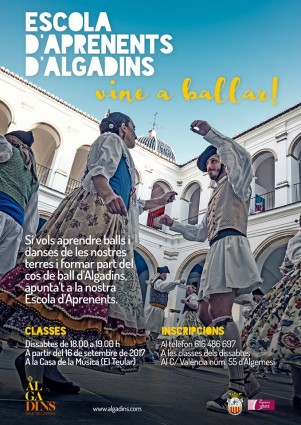 algadins grup de danses la veu d'algemesó