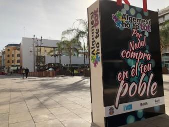regidoria de Comerç  campanya comercial de Nadal a Algemesí Acsa Empal la veu d'algemesí P2 agencia prensa2 fotoperiodismo agencia de prensa en valencia la veu d'algemesí