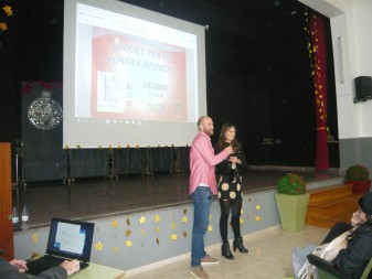 Zaira Bas Ricard Sentandreu agencia prensa2