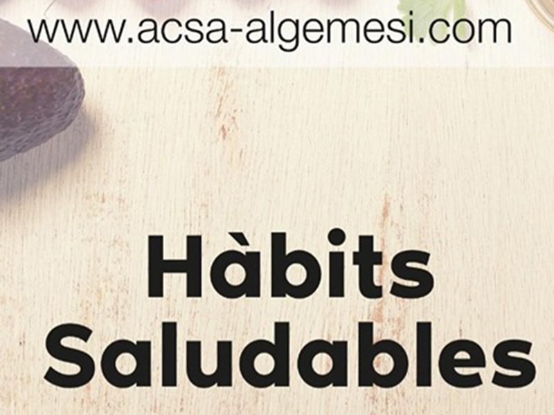 hàbits saludables acsa