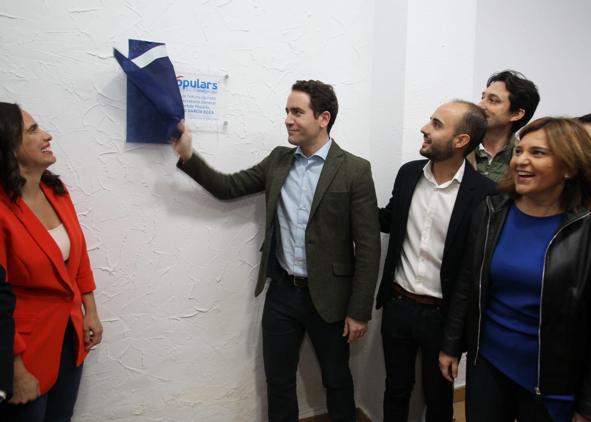 leopoldo garcia egea jose javier sanchis isabel bonig belen hoyo agencia prensa2 moises castell