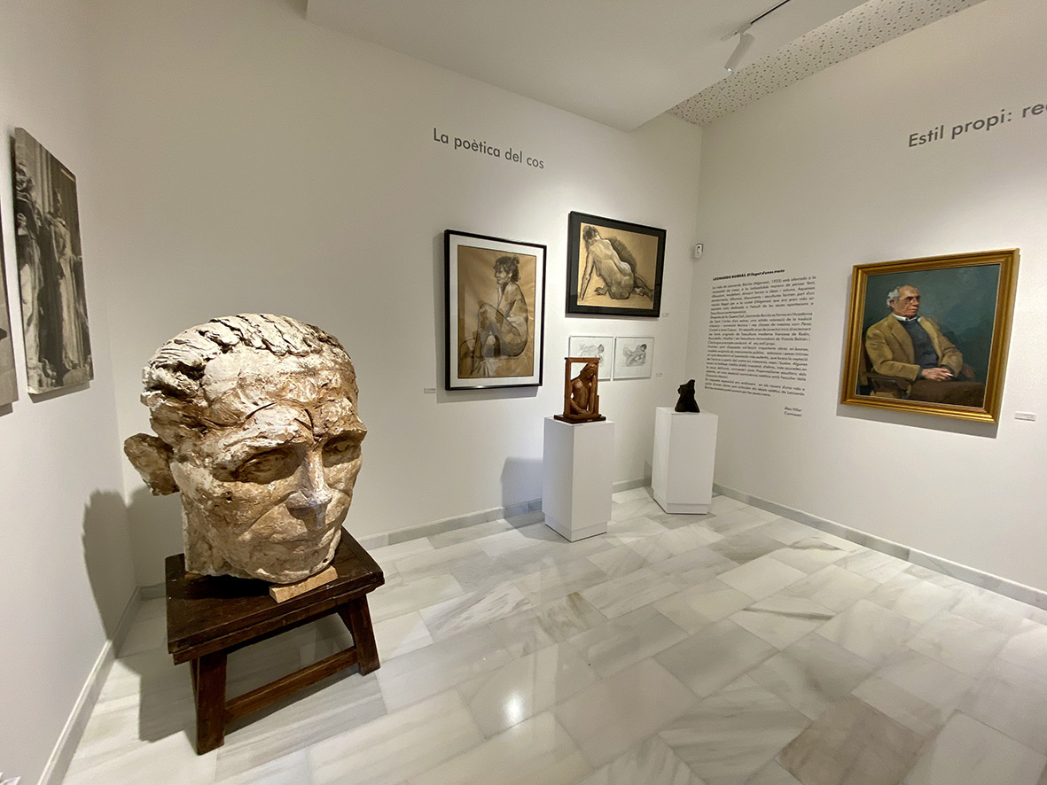 sala leonardo borras museu de la festa algemesi