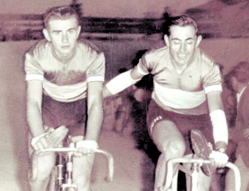 Germán Puchades, una vida pedalant
